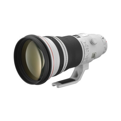 Canon EF 400mm f/2.8L IS USM II objectief