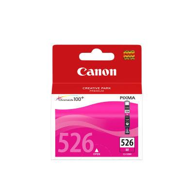 Canon Inktpatroon CLI-526M - Magenta (origineel)