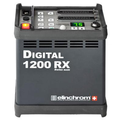 Elinchrom Power Pack Digital RX 1200 230V