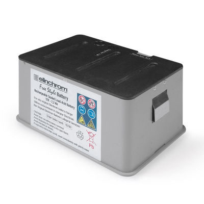 Elinchrom Battery Box 12V - 12Ah