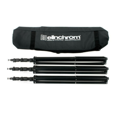 Elinchrom Stand Set B (3 stands in tas)