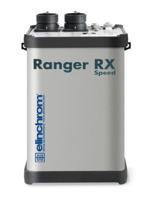 Elinchrom Ranger RX Speed 1100 Ws. Unit only