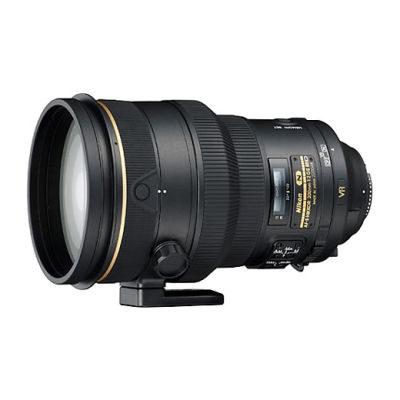 Nikon AF-S 200mm f/2.0G VR ED Type II objectief