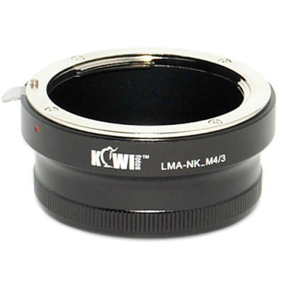 Kiwi Photo Lens Mount Adapter (NK-MFT)