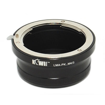 Kiwi Photo Lens Mount Adapter (PK-M4/3)