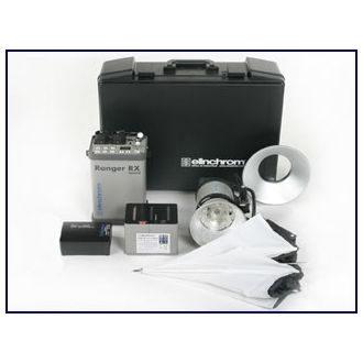 Elinchrom Ranger RX Speed Set S (met S lamphead) - met accessoires