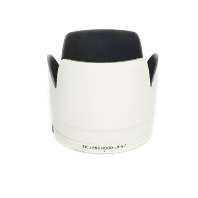 JJC ET-87 Canon zonnekap Wit