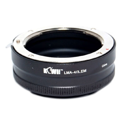 Kiwi Photo Lens Mount Adapter (4/3-EM)