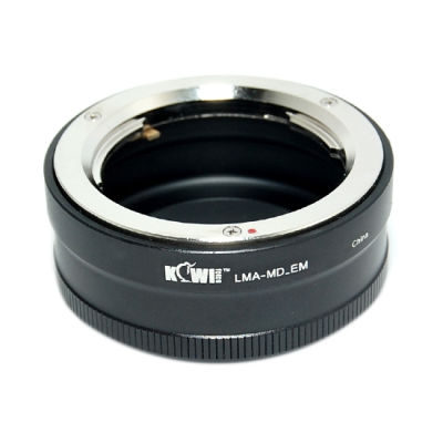 Kiwi Photo Lens Mount Adapter (MD-EM)