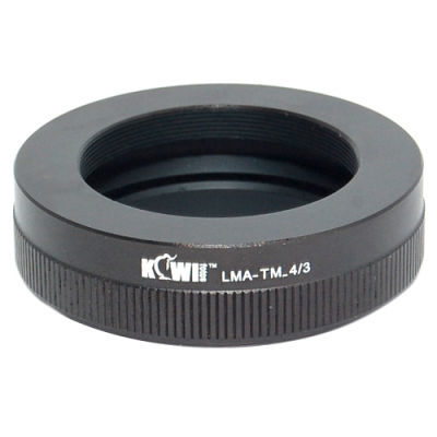 Kiwi Photo T2 T-Mount Lens Adapter (TM-4/3)
