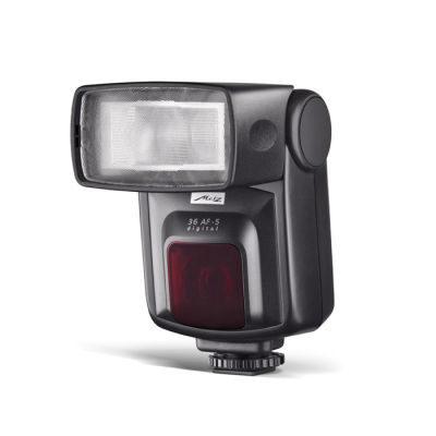 Metz Mecablitz 36 AF-5 flitser Nikon
