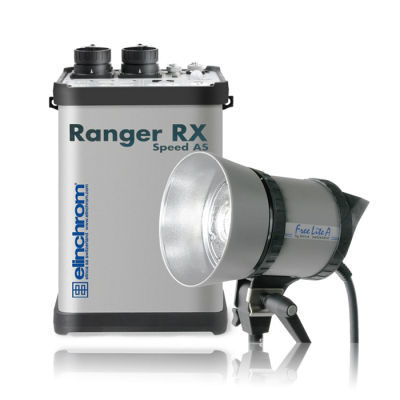 Elinchrom Ranger RX Speed AS Set S (met S lamphead) - met accessoires