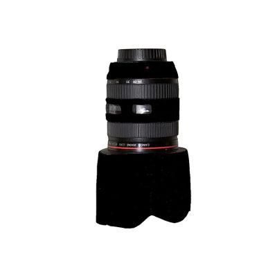 LensCoat voor Canon 24-70L Zwart