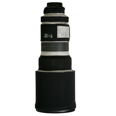 LensCoat voor Canon 300 IS f/2.8 Zwart