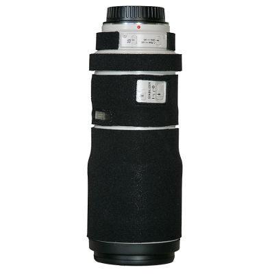 LensCoat voor Canon 300 IS f/4 Zwart