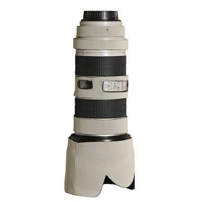LensCoat voor Canon 70-200mm IS f/2.8 Canon Wit