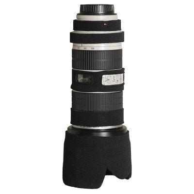 LensCoat voor Canon 70-200mm IS f/2.8 Zwart