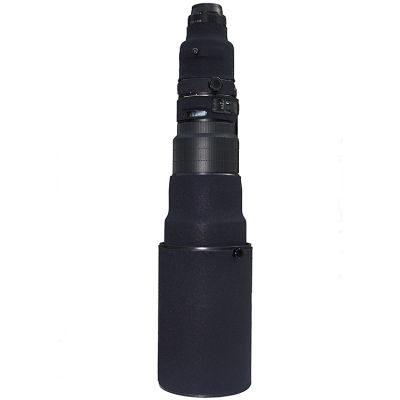 LensCoat voor Nikon 500 AFS II Zwart