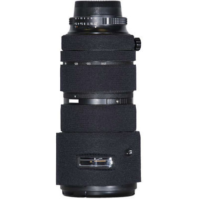 LensCoat voor Nikon 80-200 2.8 D-AF Zwart