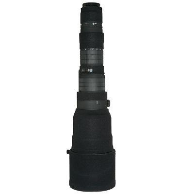 LensCoat voor Sigma 300-800 Zwart