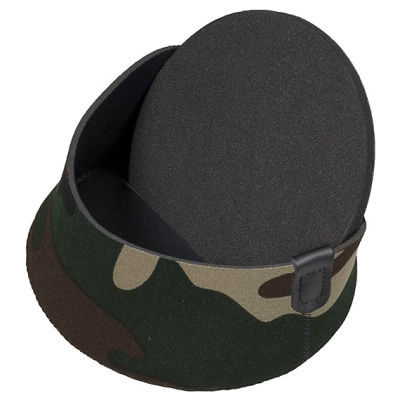 LensCoat Hoodie Lens Cap LARGE - Legergroen