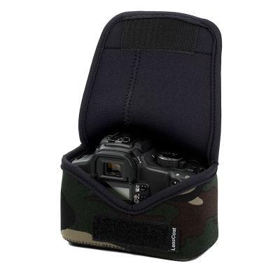 LensCoat BodyBag Compact - Legergroen