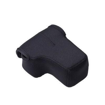 LensCoat BodyBag Compact w/lens - Zwart