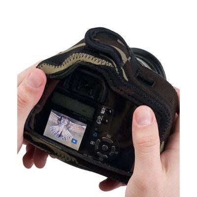 LensCoat BodyGuard Compact CB - Legergroen