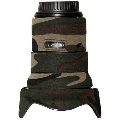 LensCoat voor Canon 16-35 2.8 Legergroen