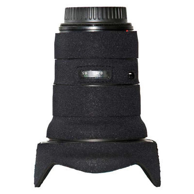 LensCoat voor Canon 16-35 2.8 II Zwart