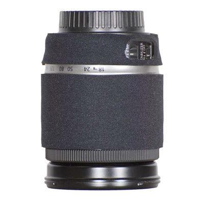 LensCoat voor Canon 18-200 f/3.5-5.6 IS Zwart