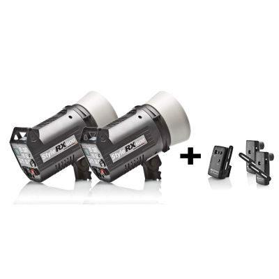 Elinchrom Compact Style Combi 2400W/S (1200/1200) + Skyportset