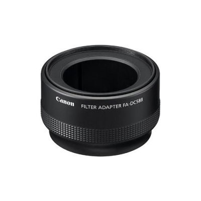 Canon FA-DC58B Filter Adapter PowerShot G12