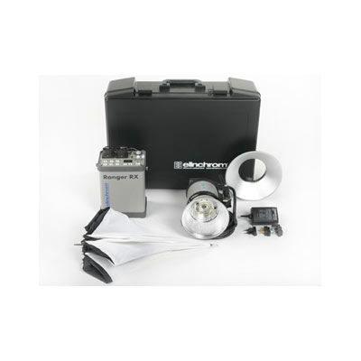 Elinchrom Ranger RX Set A (met A lamphead) - met accessoires