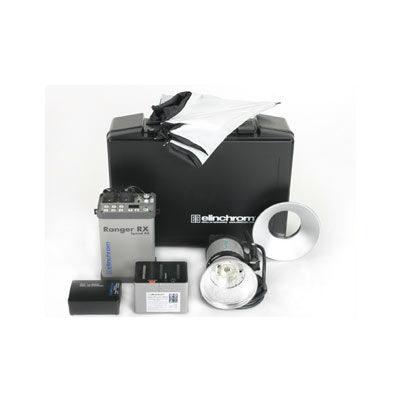 Elinchrom Ranger RX Speed Set A (met A lamphead) - met accessoires