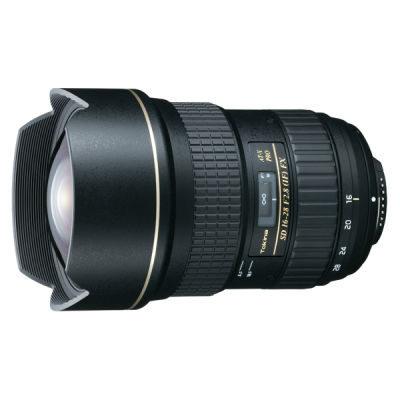 Tokina AT-X 16-28mm f/2.8 Pro FX Canon objectief