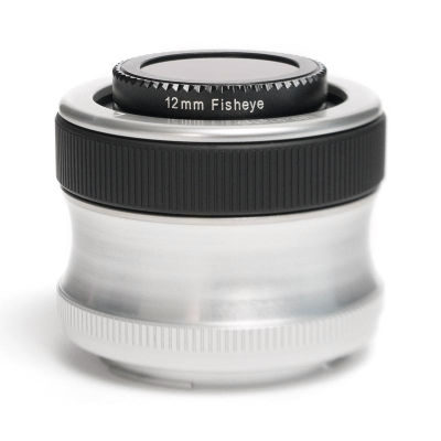 Lensbaby Scout Olympus objectief
