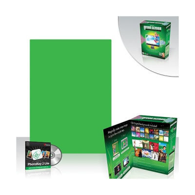 Westcott Green Screen Digital Photo Kit