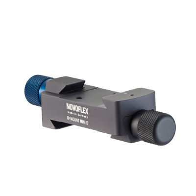 Novoflex Q-Mount Mini D Snelkoppeling