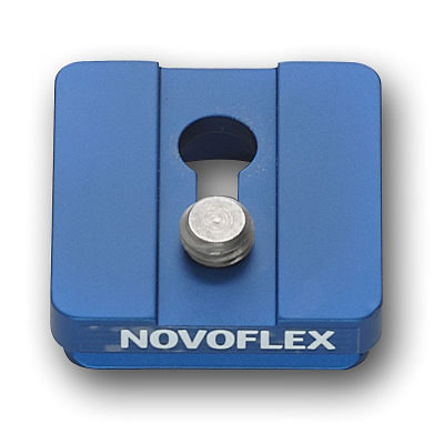 """Novoflex Q-Plate PL 1 Klem 3/8"""""""