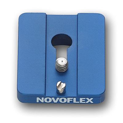 Novoflex Q-Plate PL-Video Klem met videopin