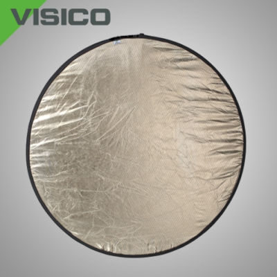 Visico Reflectiescherm Lite Disk Softsun & zilver (RD-023) 110cm