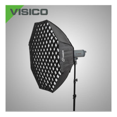 Visico SB-035 Octabox ø 95cm VC series with grid and windows