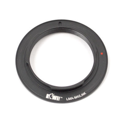 Kiwi Photo Lens Mount Adapter (M42-NK)