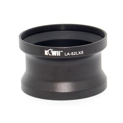 Kiwi Lens Adapter voor Panasonic DMC-LX5