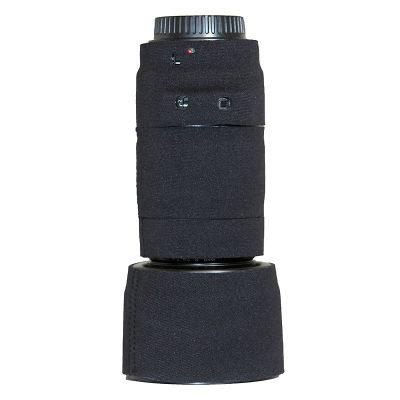 LensCoat voor Canon 70-300 IS f/4-5.6 Zwart