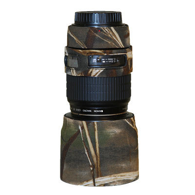 LensCoat voor Canon 100/2.8 Macro Realtree Advantage