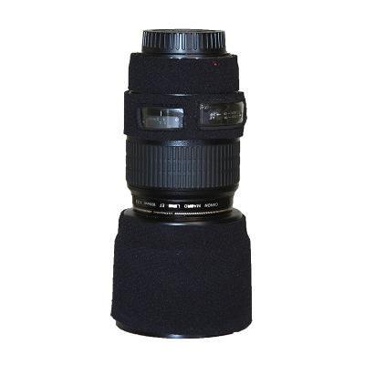 LensCoat voor Canon 100/2.8 Macro Zwart