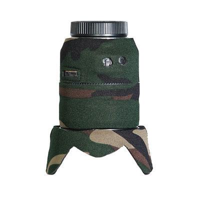 LensCoat voor Nikon 24-120 VR f3.5-5.6 Legergroen