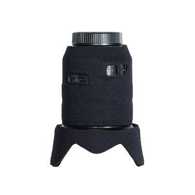 LensCoat voor Nikon 24-120 VR f3.5-5.6 Zwart
